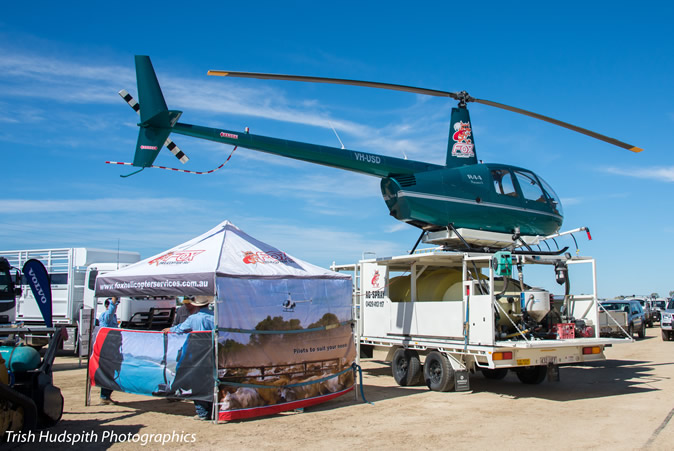 News & Events – Fox Helicopter Services